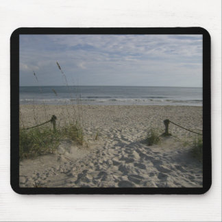 The Oceanfront View Mousepad