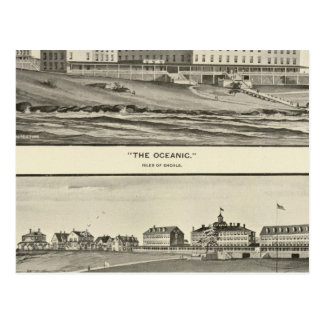 The Oceanic, Appledore House Post Cards