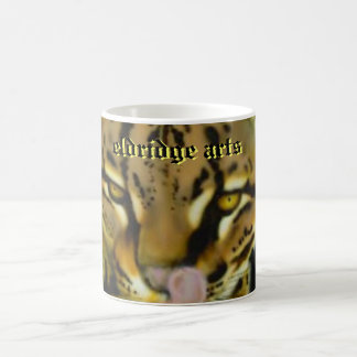 The Ocelot Coffee Mug
