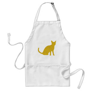 The Ocre Sided Aprons