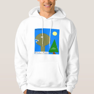 The Oct8pus - A Tuesday in November hoodie