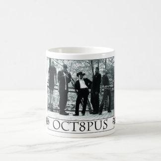 The Oct8pus band photo Classic White Coffee Mug
