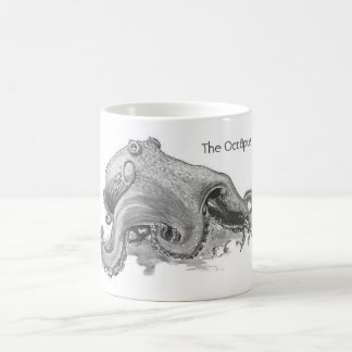 The Oct8pus - Customized - Customized Coffee Mug