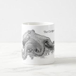 The Oct8pus - Customized - Customized Classic White Coffee Mug