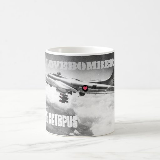 The Oct8pus Lovebomber Mug