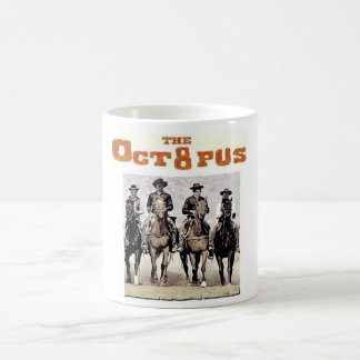 The Oct8pus Western Mug
