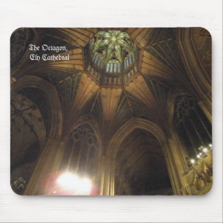 The Octagon, Ely Cathedral Mouse Pad