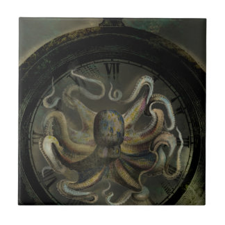 The Octopus of Time Tile