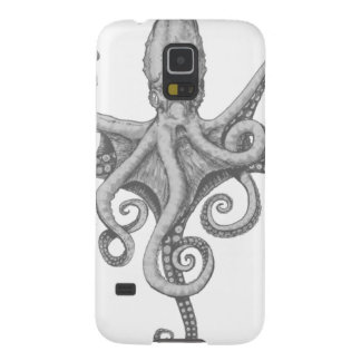 THE OCTOPUS RITE GALAXY S5 COVER