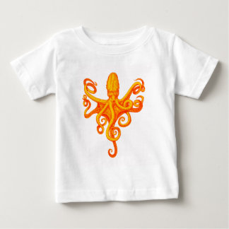 THE OCTOPUS SHINES BABY T-Shirt