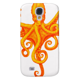 THE OCTOPUS SHINES SAMSUNG GALAXY S4 CASE