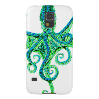 THE OCTOPUS SOUL CASE FOR GALAXY S5