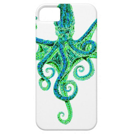 THE OCTOPUS SOUL iPhone 5 COVER
