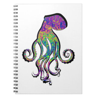 THE OCTOPUS WAVE NOTE BOOK