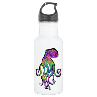THE OCTOPUS WAVE WATER BOTTLE
