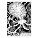 """""""The Octopus's Garden"""" ACEO Art Trading Card Business Cards"""
