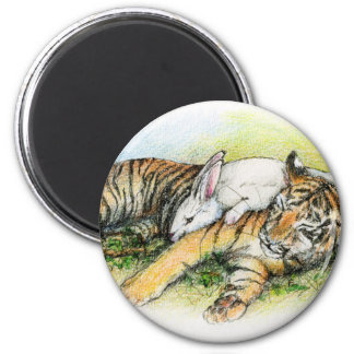 THE ODD COUPLE 2 INCH ROUND MAGNET