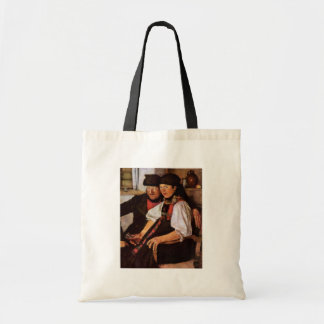 The Odd Couple By Leibl Wilhelm (Best Quality) Tote Bags