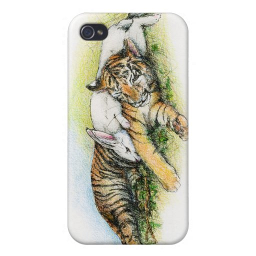 THE ODD COUPLE iPhone 4/4S COVER