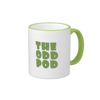 The Odd Pod Mug