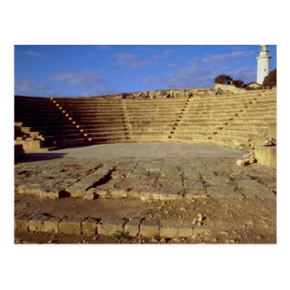 The Odeon, Paphos, Cyprus Postcard
