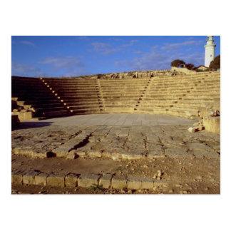 The Odeon, Paphos, Cyprus Postcard