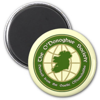 The O'Donoghue Society 2 Inch Round Magnet