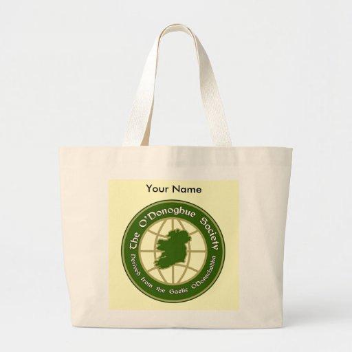 The O'Donoghue Society Tote Bag