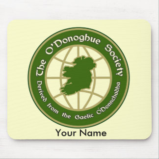 The O'Donoghue Society Mouse Pad