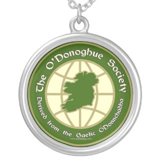 The O'Donoghue Society Necklaces