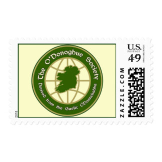 The O''Donoghue Society Postage Stamp