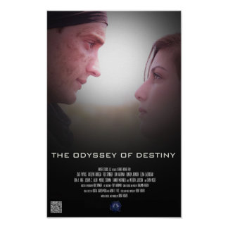 The Odyssey of Destiny Official Movie Poster
