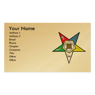 The OES Card Double-Sided Standard Business Cards (Pack Of 100)