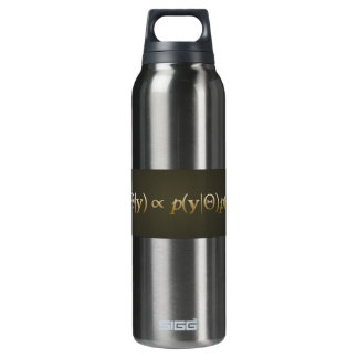 The of Bayes' Theorem 16 Oz Insulated SIGG Thermos Water Bottle