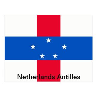 The of Netherlands Antilles Postcard