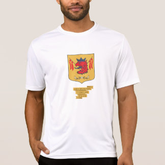 The of Skåne diplomatic shiver's T-shirt