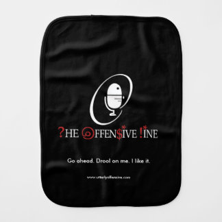 The Offensive Line Babay Cloth