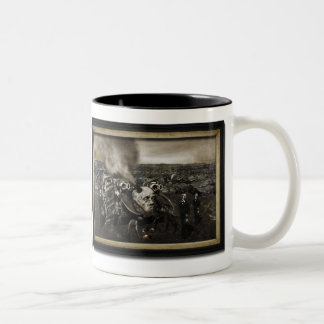 The Offer... Two-Tone Coffee Mug