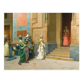 The Offering by Deutsch Postcard