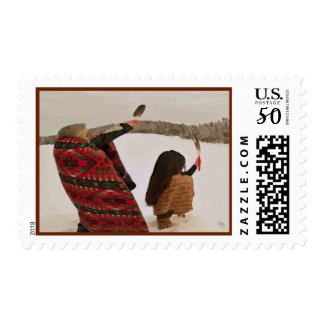 The Offering Custom Postage