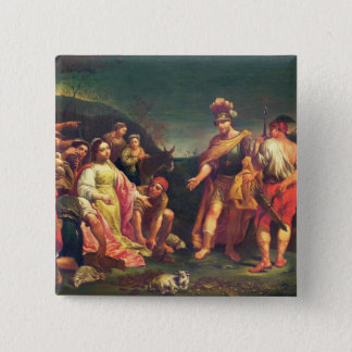 The Offering of Abigail before David Button