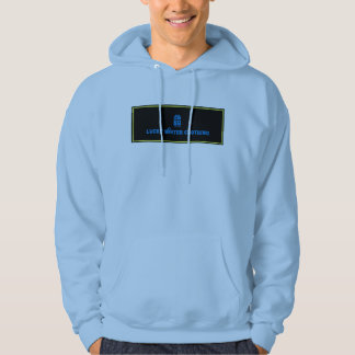 The Offical Lucky Winter Logo Hoodie