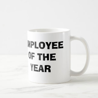 The Office, Employee of the Year Classic White Coffee Mug