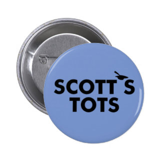 THE OFFICE: SCOTT'S TOTS 2 INCH ROUND BUTTON