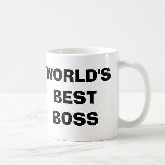 The Office World s Best Boss Coffee Mug