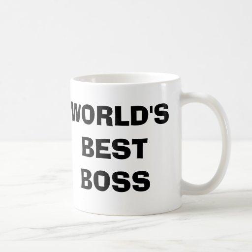 The Office World 39 S Best Boss Coffee Mug Zazzle