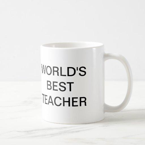 The Office, World's Best Teacher Mugs