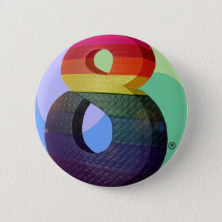 "The Official ""8"" Button of the ""rustr8?"" Campaign"