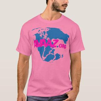 The Official Avaaz Pink T-shirt