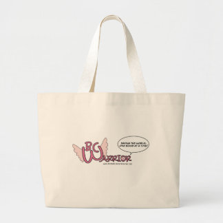 the official BC Warrior Beach and Tote Bag